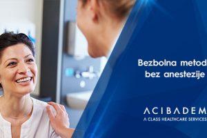 Kibernož – Metoda za liječenje višestrukih i tumora koji se ne mogu operirati